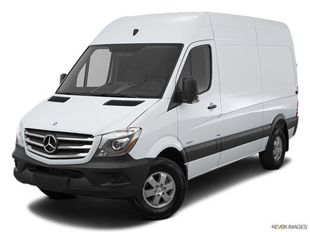 Mercedes-Benz Sprinter CARGO VAN 2500 4X4 2018 - photo 3