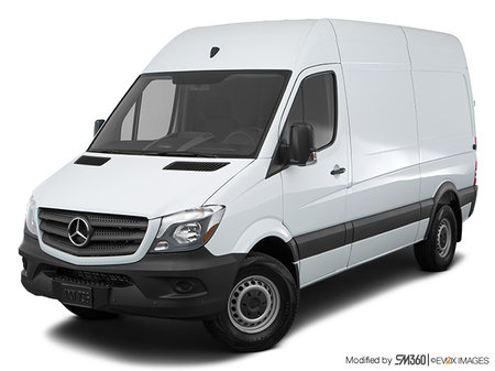 Mercedes-Benz Sprinter FOURGON 2500 BASE FOURGON 2500 2018 - photo 3