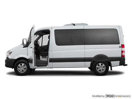 Mercedes-Benz Sprinter COMBI 2500 BASE COMBI 2500 2018 - photo 1