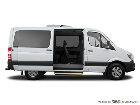 Mercedes-Benz Sprinter COMBI 2500 BASE COMBI 2500 2018 - photo 2