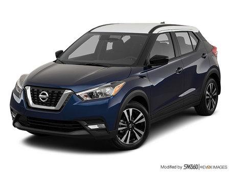 Nissan Kicks SV 2018 - photo 1