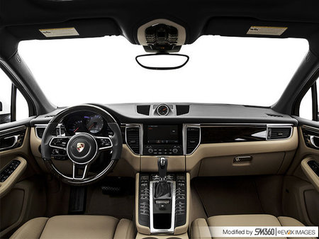 Porsche Macan Turbo MACAN TURBO PERFORMANCE PACKAGE 2018 - photo 3