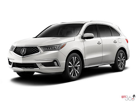 Acura MDX ÉLITE 6 PASSAGERS 2019 - photo 9