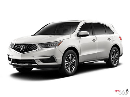 Acura MDX TECH 2019 - photo 9