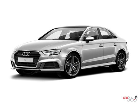 Audi A3 Berline TECHNIK 2019 - photo 2