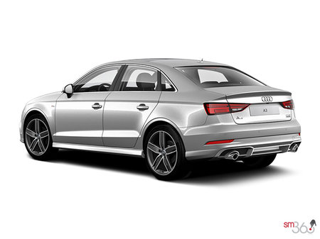 Audi A3 Berline TECHNIK 2019 - photo 3