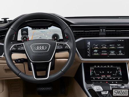 Audi A6 Sedan Technik 2019 - photo 4