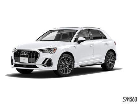 Audi Q3 TECHNIK 2019 - photo 2