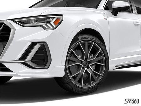 Audi Q3 TECHNIK 2019 - photo 4