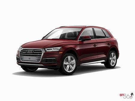Audi Q5 TECHNIK 2019 - photo 2