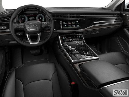 Audi Q8 Technik 2019 - photo 1