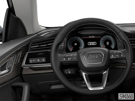 Audi Q8 Technik 2019 - photo 2
