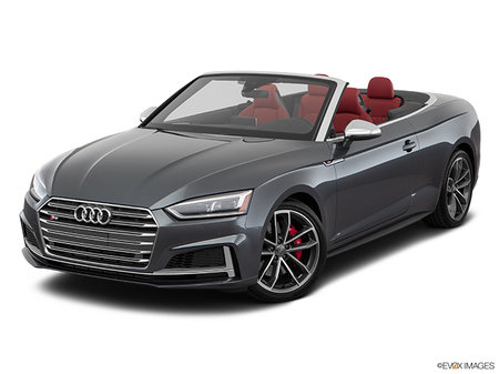 Audi S5 Cabriolet TECHNIK 2019 - photo 3