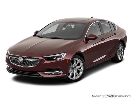Buick Regal Sport à hayon AVENIR 2019 - photo 2