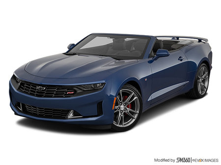Chevrolet Camaro cabriolet 2LT 2019 - photo 1