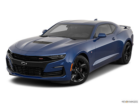 Chevrolet Camaro coupe 1SS 2019 - photo 1