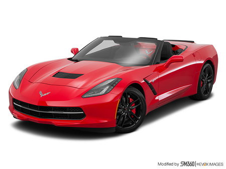 Chevrolet Corvette Cabriolet Stingray 1LT 2019 - photo 3
