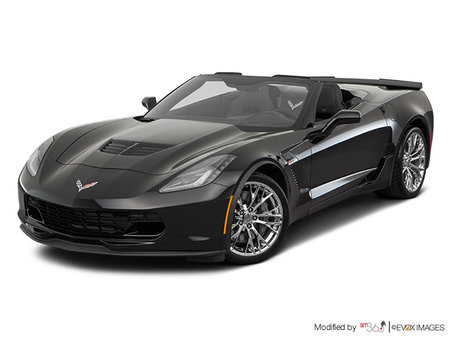 Chevrolet Corvette Convertible Z06 1LZ 2019 - photo 3
