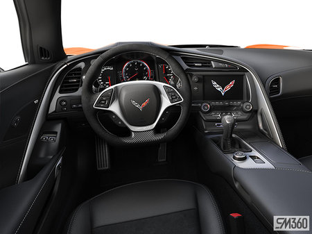 Chevrolet Corvette ZR1 Convertible 1ZR 2019 - photo 3
