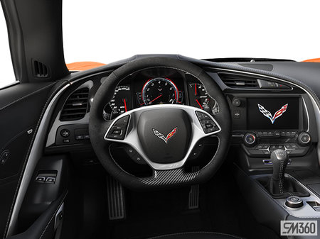 Chevrolet Corvette ZR1 Convertible 1ZR 2019 - photo 4