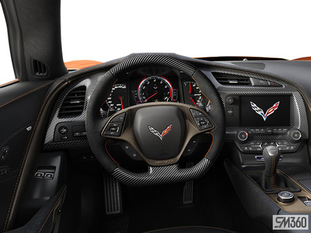 Chevrolet Corvette ZR1 Convertible 3ZR 2019 - photo 3
