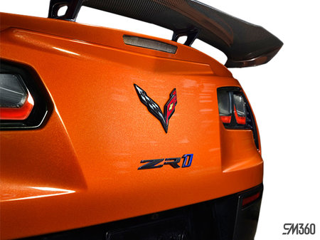 Chevrolet Corvette ZR1 3ZR 2019 - photo 1