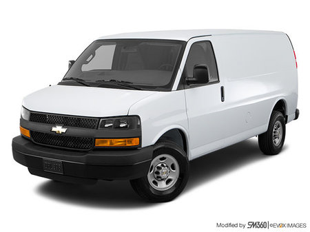 Chevrolet Express 3500 CARGO 2019 - photo 1
