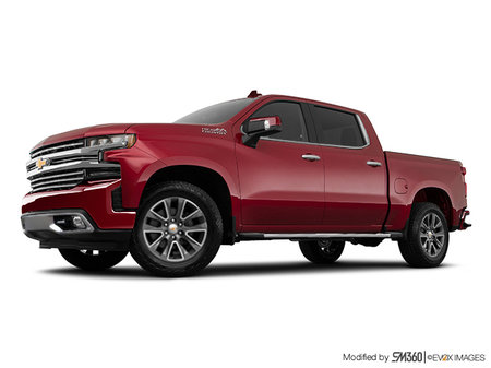 Chevrolet Silverado 1500 High Country 2019 - photo 4