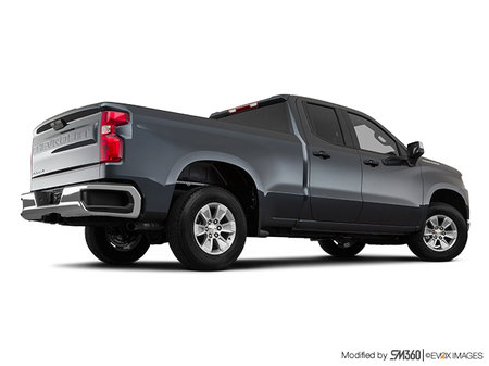 Chevrolet Silverado 1500 WT 2019 - photo 4