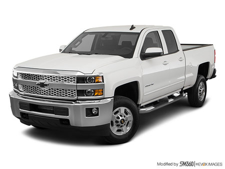 Chevrolet Silverado 2500HD LT 2019 - photo 1