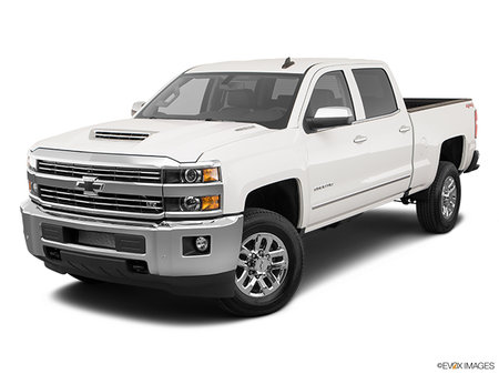 Chevrolet Silverado 2500HD LTZ 2019 - photo 2