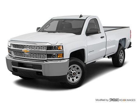 Chevrolet Silverado 2500HD WT 2019 - photo 1
