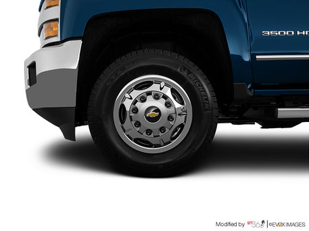 Chevrolet Silverado 3500HD LTZ 2019 - photo 3