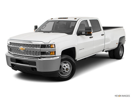 Chevrolet Silverado 3500HD WT 2019 - photo 2