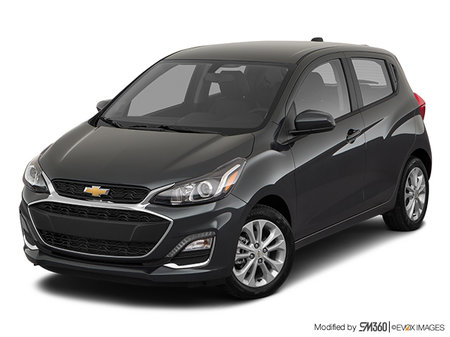 Chevrolet Spark 1LT 2019 - photo 2