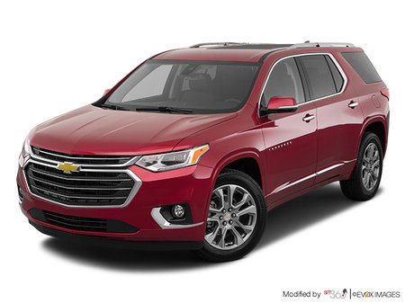 Chevrolet Traverse PREMIER 2019 - photo 2