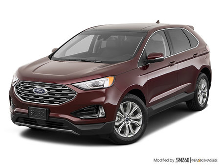 Ford Edge Titanium 2019 - photo 1