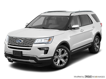 Ford Explorer PLATINUM 2019 - photo 2