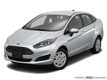 Ford Fiesta Sedan S 2019 - photo 1