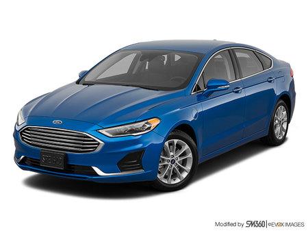 Ford Fusion Energi SEL 2019 - photo 2