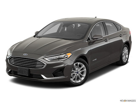 Ford Fusion Hybrid SEL 2019 - photo 2
