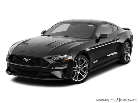 Ford Mustang Coupe EcoBoost Premium 2019 - photo 2