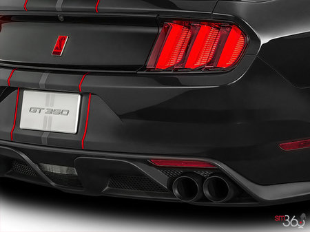 Ford Mustang Shelby GT350R 2019 - photo 3