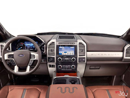 Ford Super Duty F-350 KING RANCH 2019 - photo 1