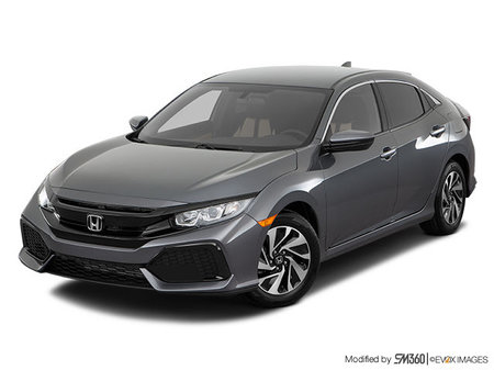 Honda Civic Hatchback LX 2019 - photo 2