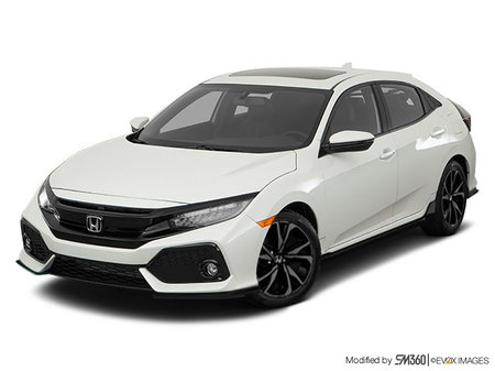 Honda Civic Hatchback SPORT TOURING 2019 - photo 1