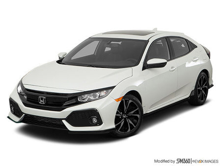 Honda Civic Hatchback SPORT 2019 - photo 1