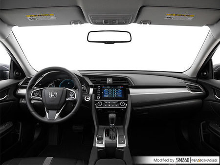 Honda Civic Sedan EX 2019 - photo 3