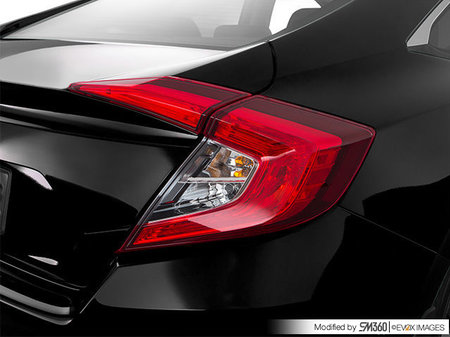Honda Civic Sedan LX 2019 - photo 4