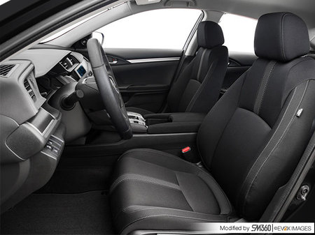Honda Civic Sedan LX 2019 - photo 1